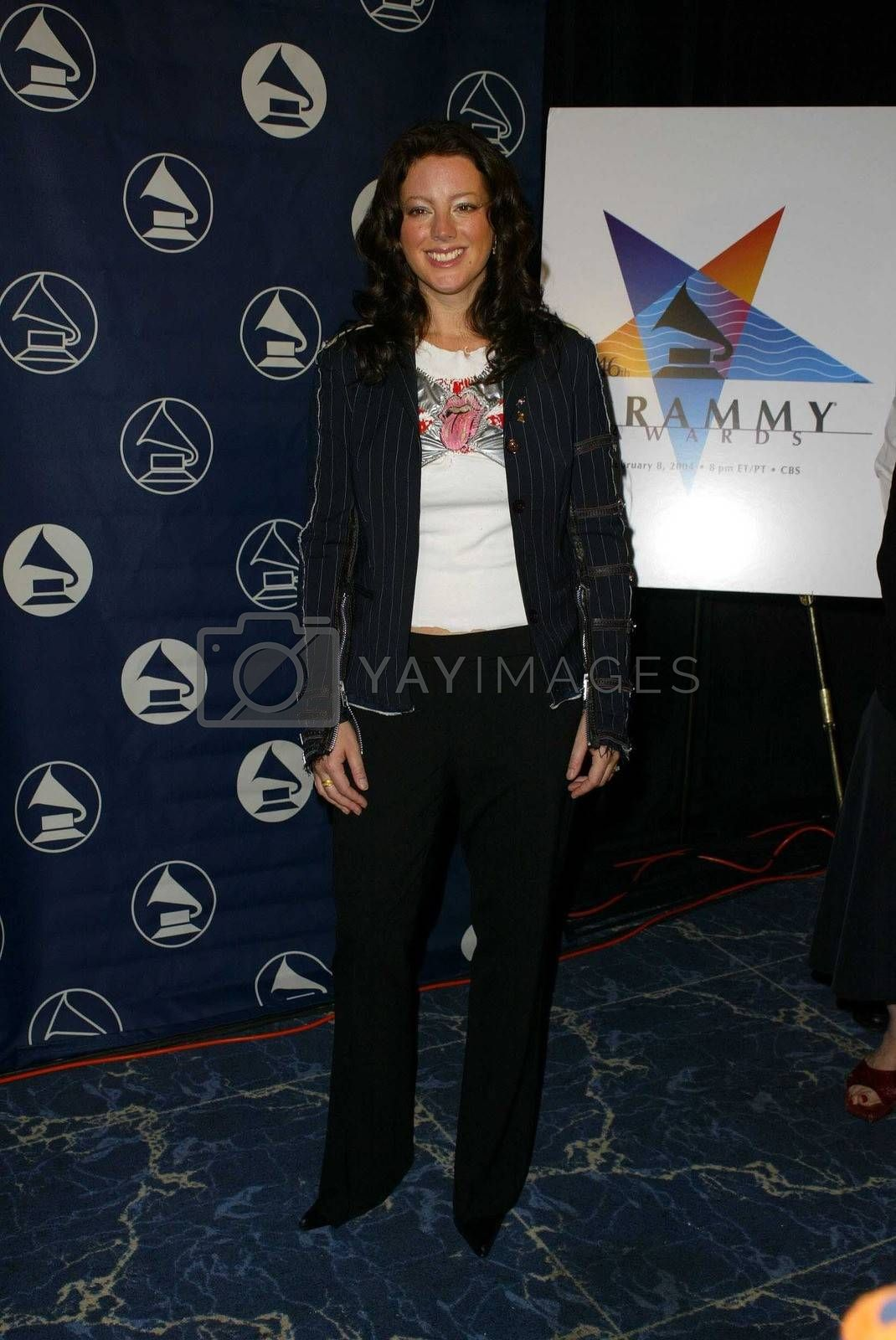 Royalty free image of 46th Annual Grammy Nominations Announcement by ImageCollect