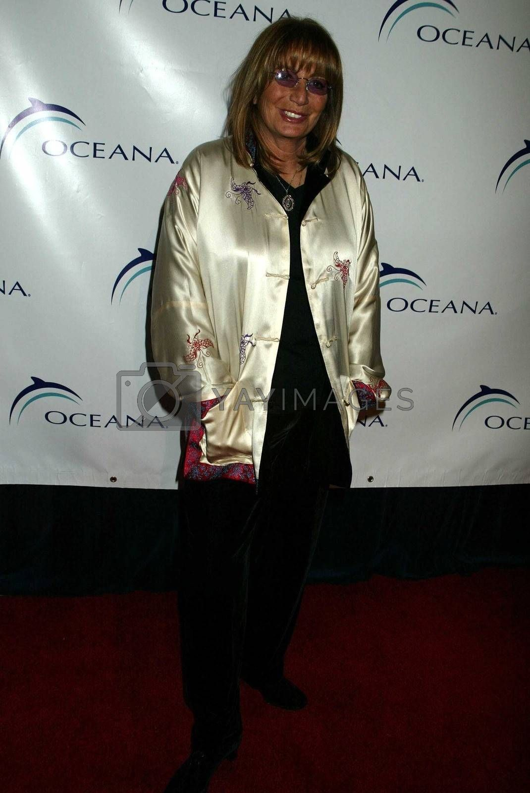 Royalty free image of at the 1st Annual Oceana Dinner, Century Plaza Hotel, Century City, CA 12-03-03 by ImageCollect