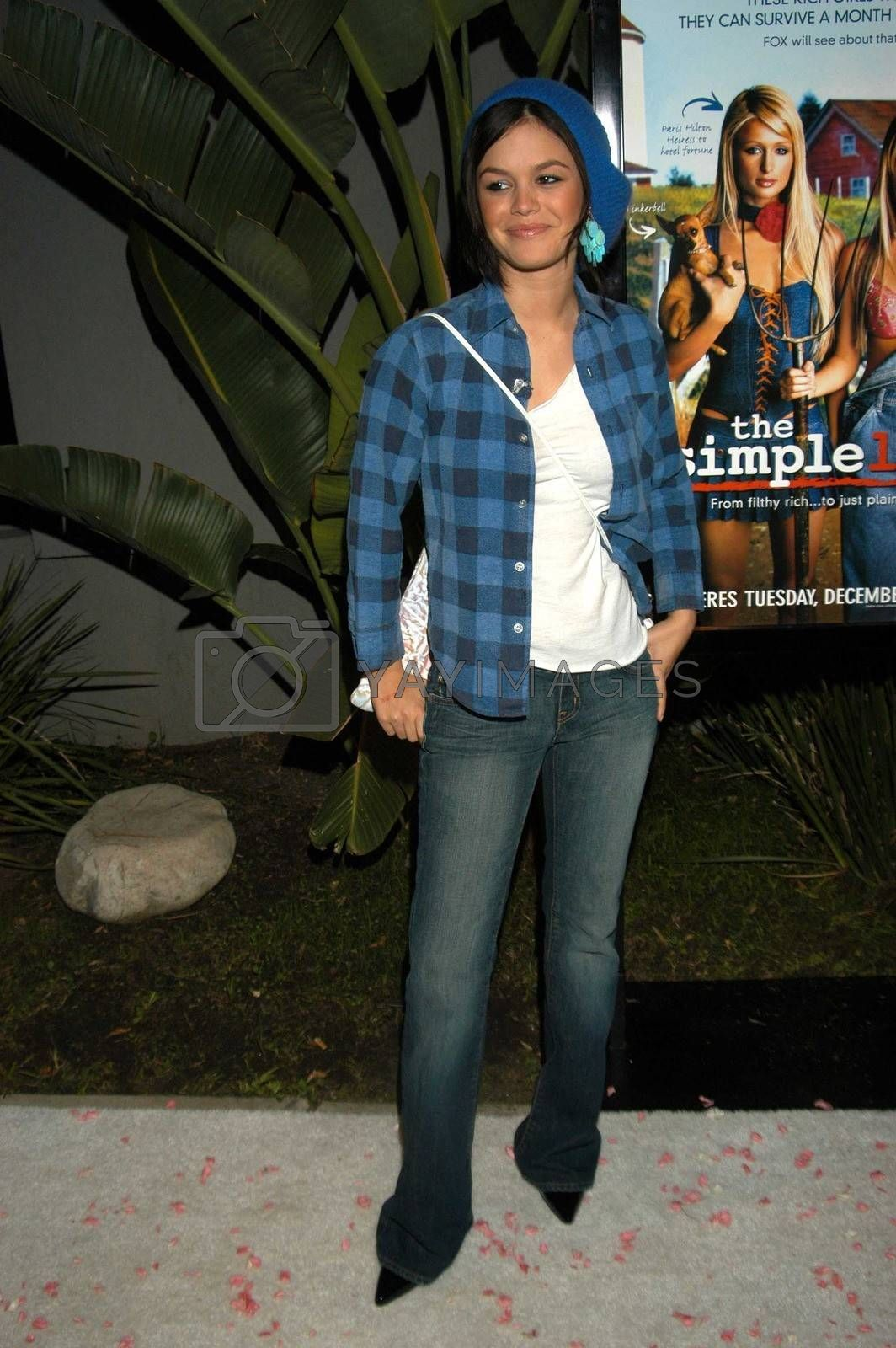 """Royalty free image of Premiere Party for """"The Simple Life"""" by ImageCollect"""