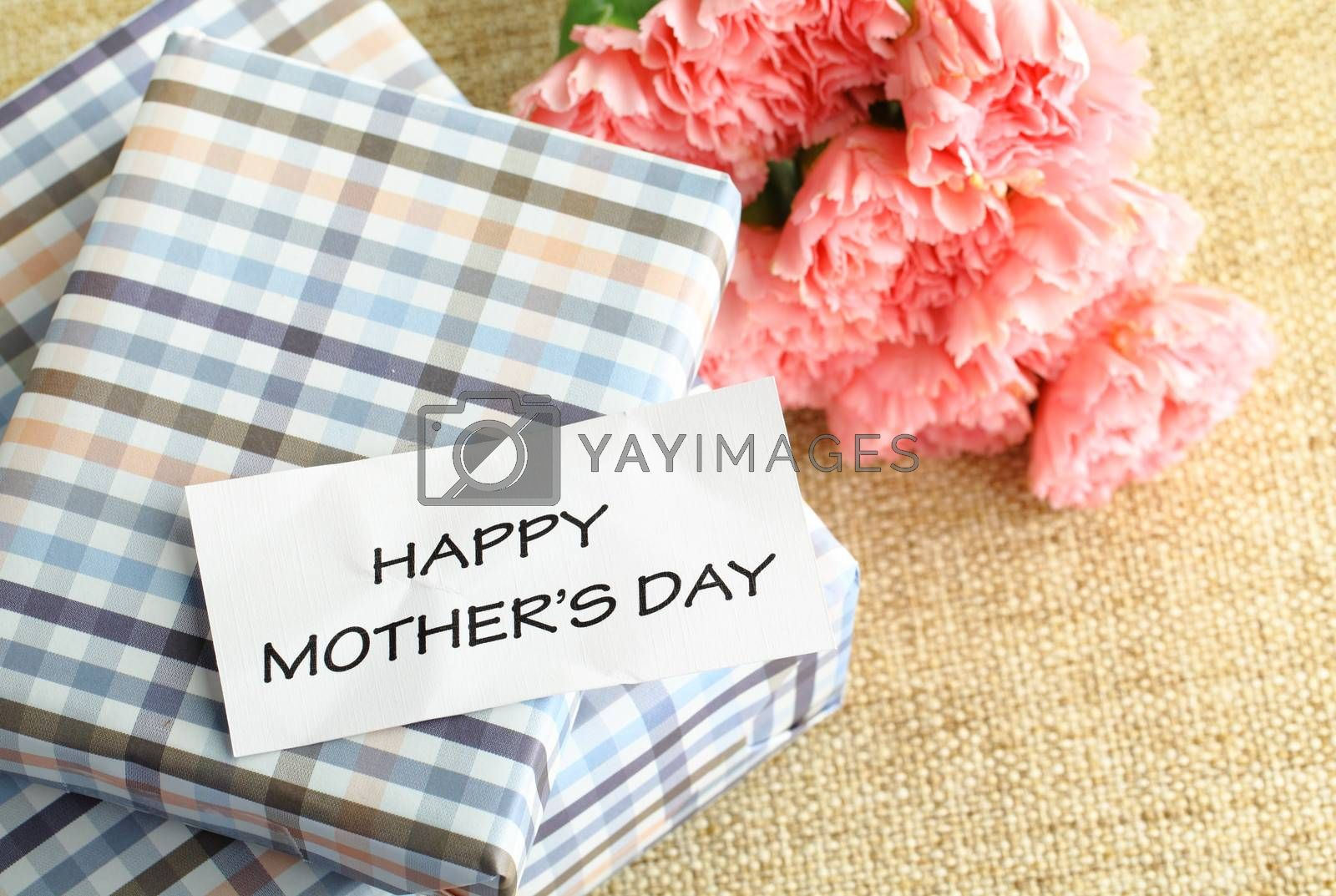 Mothers day concept by leungchopan