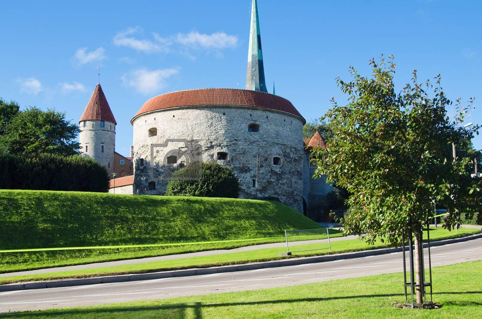 Tallinn, Fat Margaret's Tower