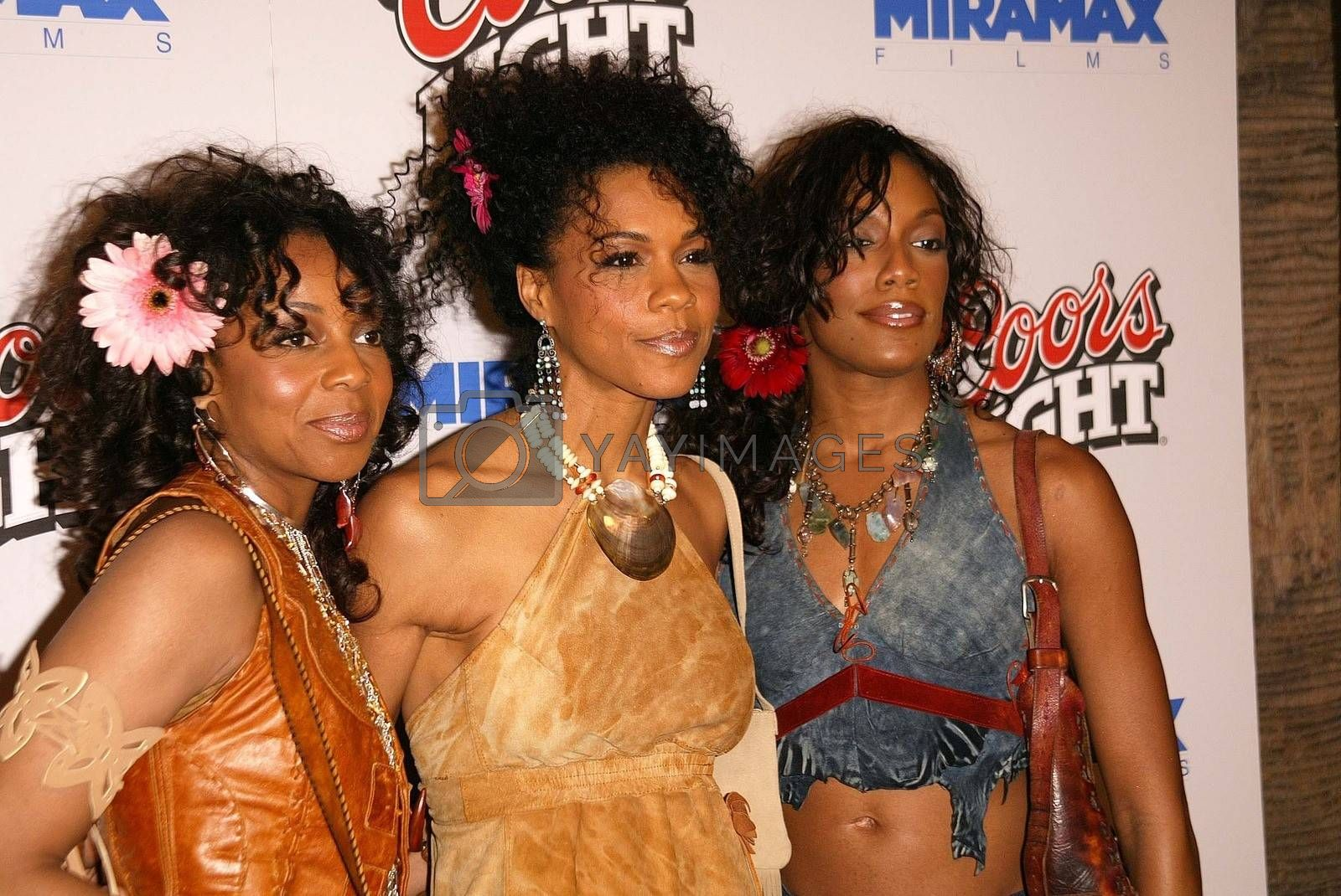 """En Vogue at the premiere of Miramax's """"My Baby's Daddy"""" at the Egyptian Theater, Hollywood, CA 01-08-04"""