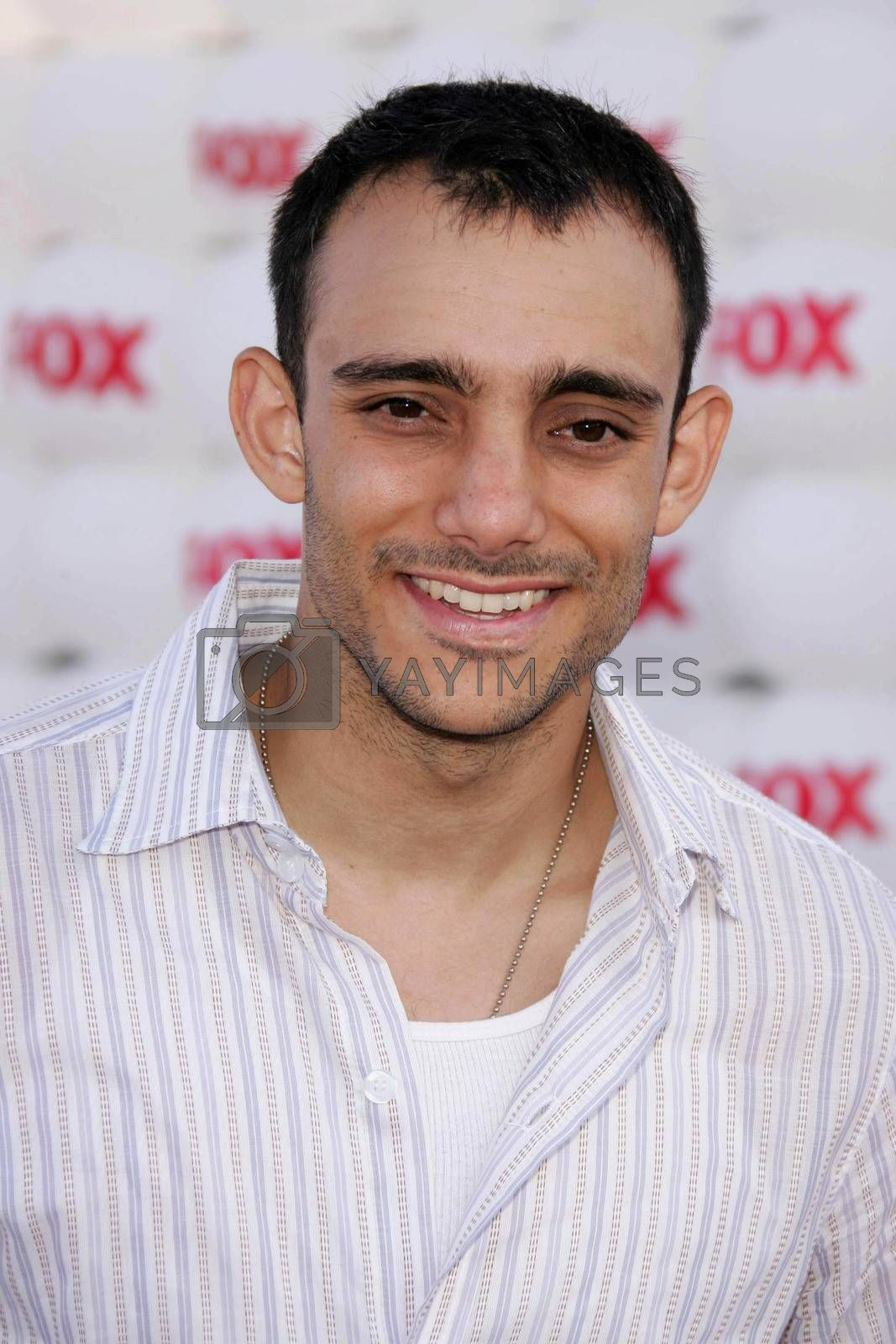 Omid Abtahi At the FOX Summer 2005 TCA Party, Santa Monica Pier, Santa Monica, CA 07-29-05