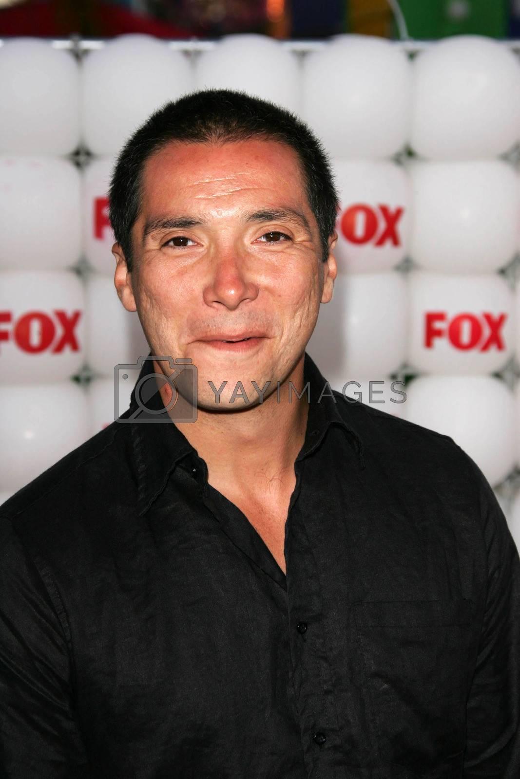 Benito Martinez At the FOX Summer 2005 TCA Party, Santa Monica Pier, Santa Monica, CA 07-29-05