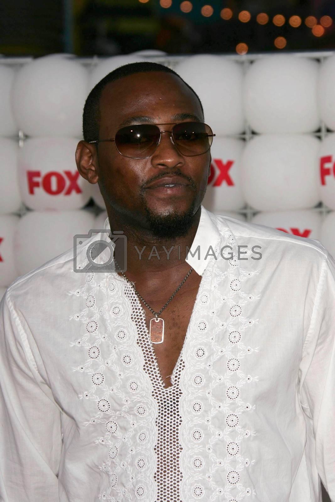 Omar Epps At the FOX Summer 2005 TCA Party, Santa Monica Pier, Santa Monica, CA 07-29-05