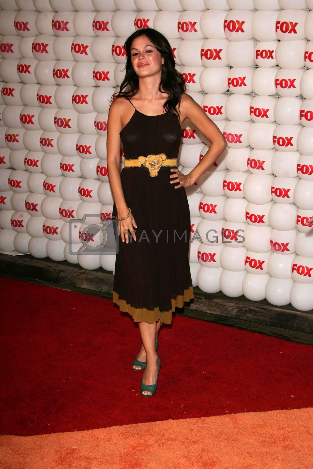 Rachel Bilson At the FOX Summer 2005 TCA Party, Santa Monica Pier, Santa Monica, CA 07-29-05