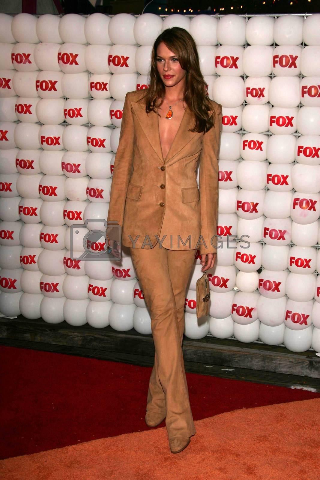 Amanda Righetti At the FOX Summer 2005 TCA Party, Santa Monica Pier, Santa Monica, CA 07-29-05