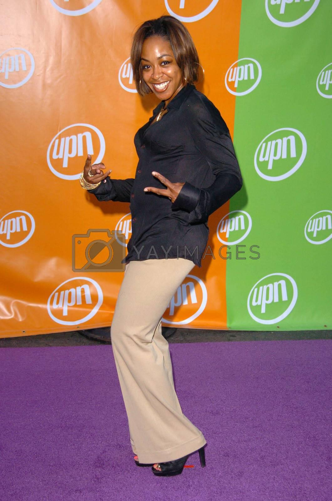 Tichina Arnold At the UPN Summer TCA Party, Paramount Studios, Hollywood, CA 07-21-05
