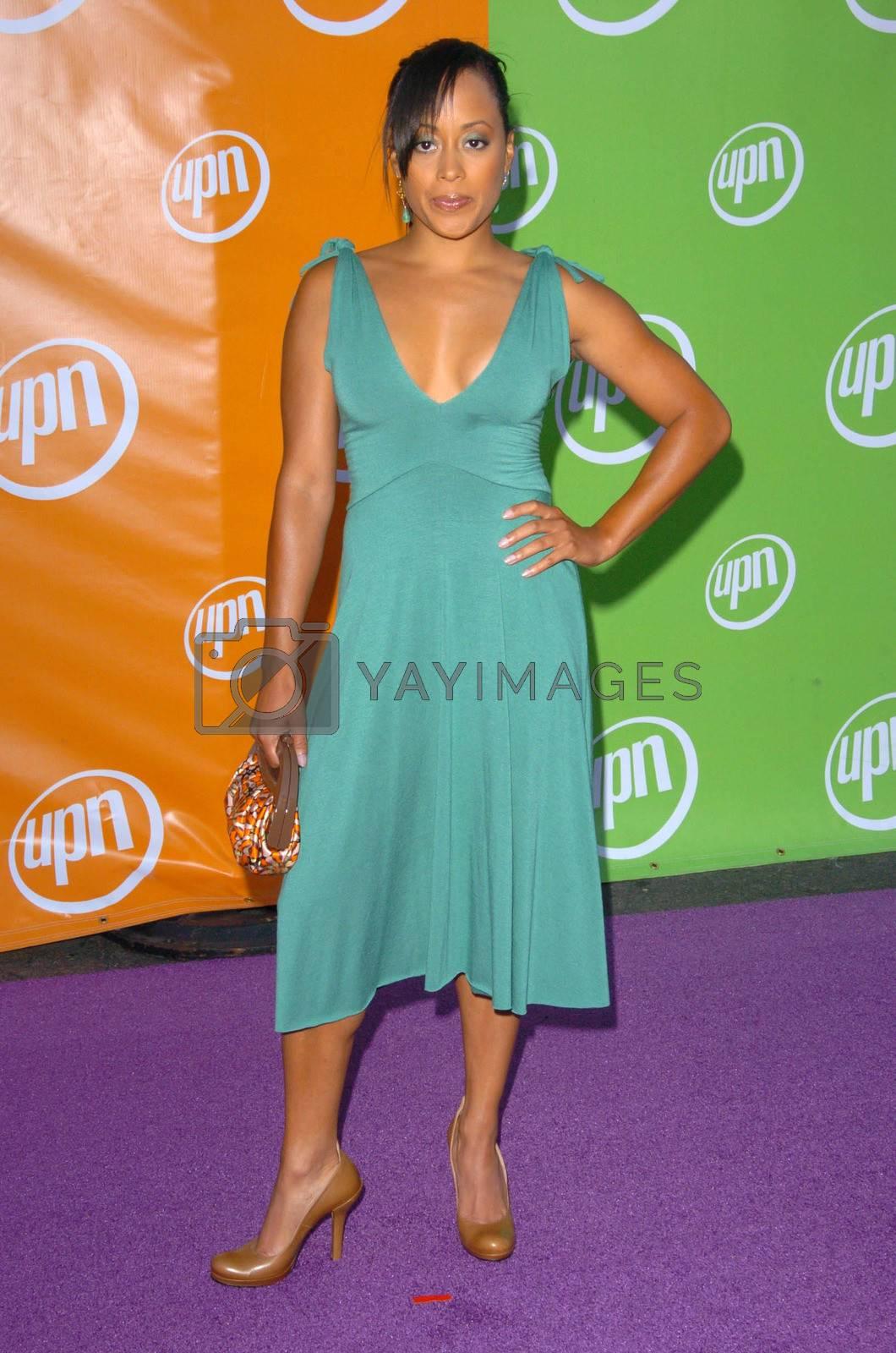 Essence Atkins At the UPN Summer TCA Party, Paramount Studios, Hollywood, CA 07-21-05