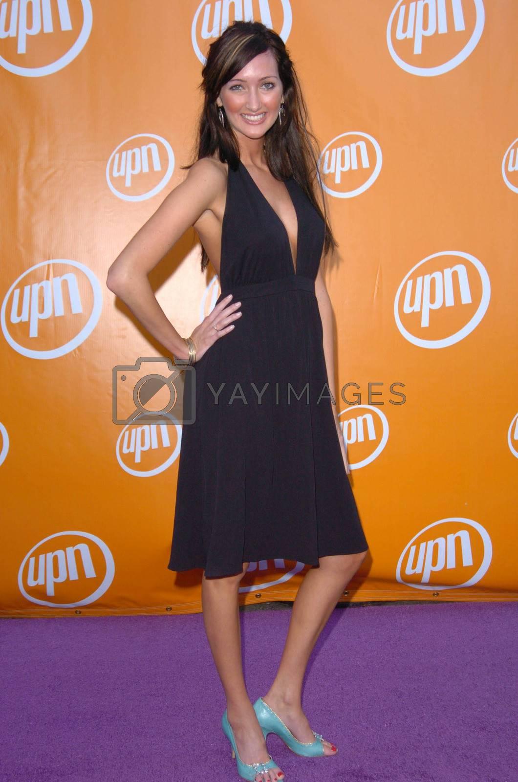 Norelle Van Herk At the UPN Summer TCA Party, Paramount Studios, Hollywood, CA 07-21-05