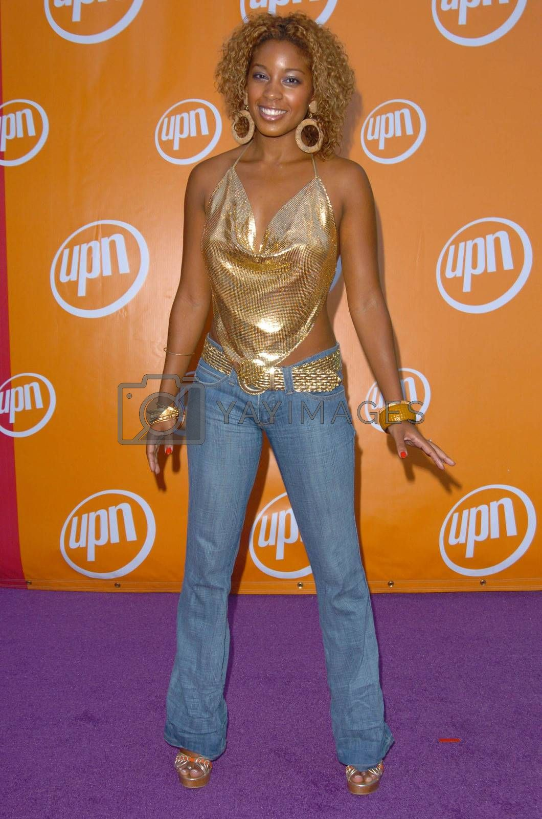 Reagan Gomez Preston At the UPN Summer TCA Party, Paramount Studios, Hollywood, CA 07-21-05