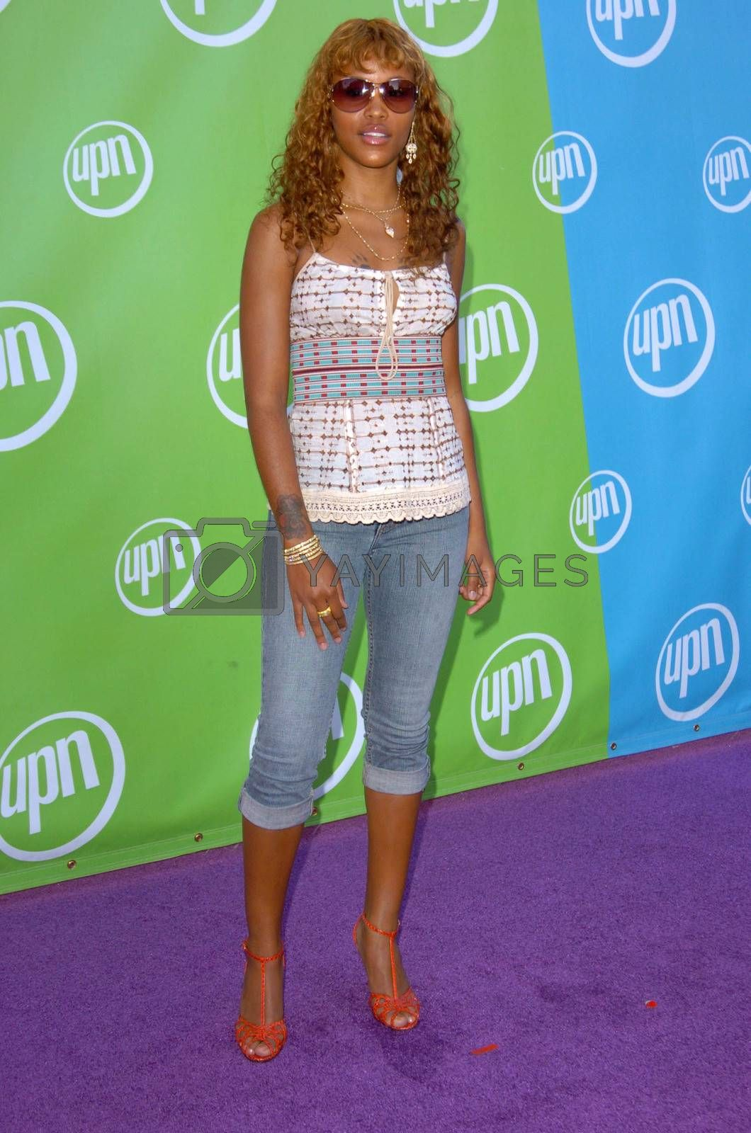 Eve At the UPN Summer TCA Party, Paramount Studios, Hollywood, CA 07-21-05