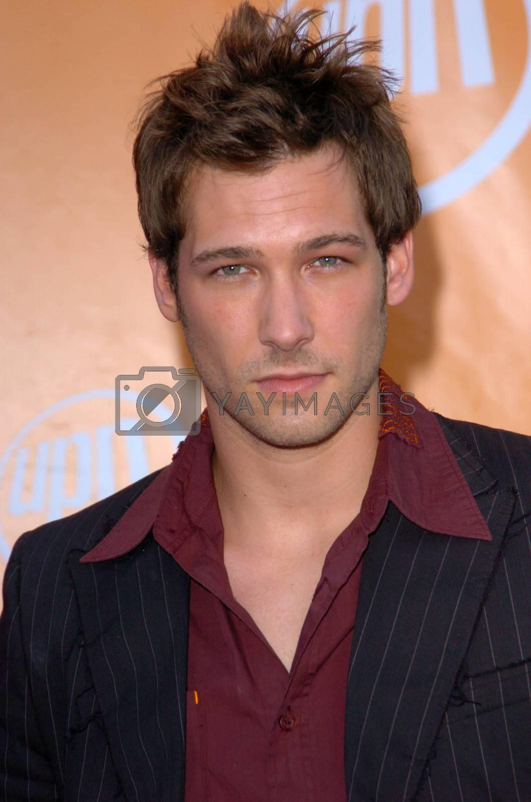James Stevenson At the UPN Summer TCA Party, Paramount Studios, Hollywood, CA 07-21-05