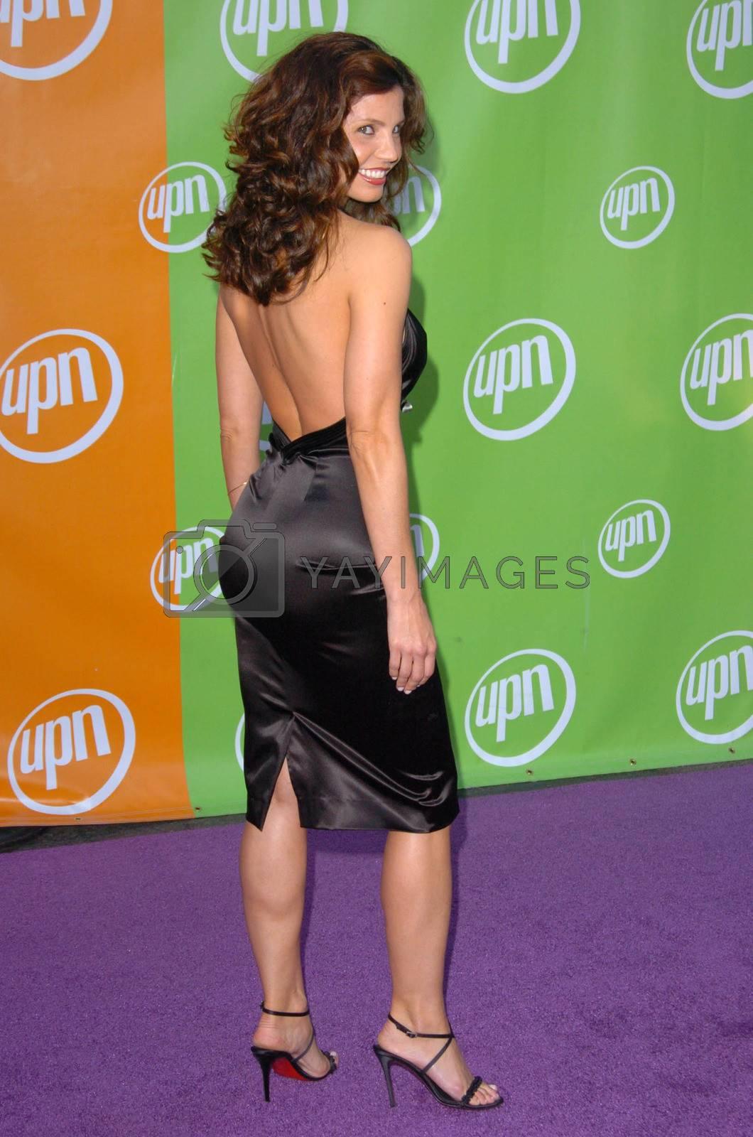 Charisma Carpenter At the UPN Summer TCA Party, Paramount Studios, Hollywood, CA 07-21-05