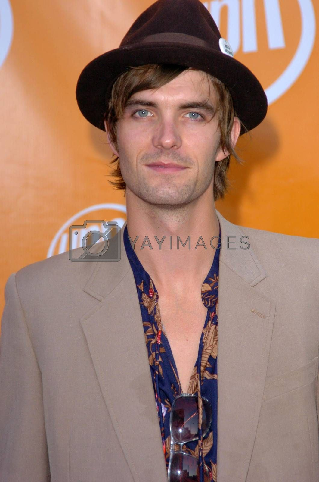Lucas Bryant At the UPN Summer TCA Party, Paramount Studios, Hollywood, CA 07-21-05