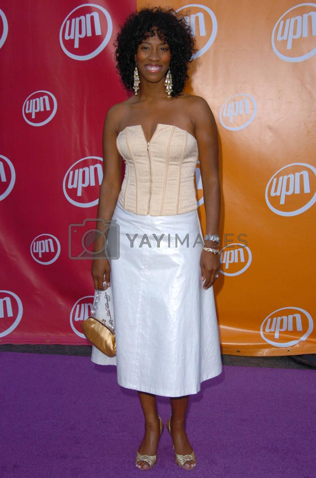 Shondrella Avery At the UPN Summer TCA Party, Paramount Studios, Hollywood, CA 07-21-05