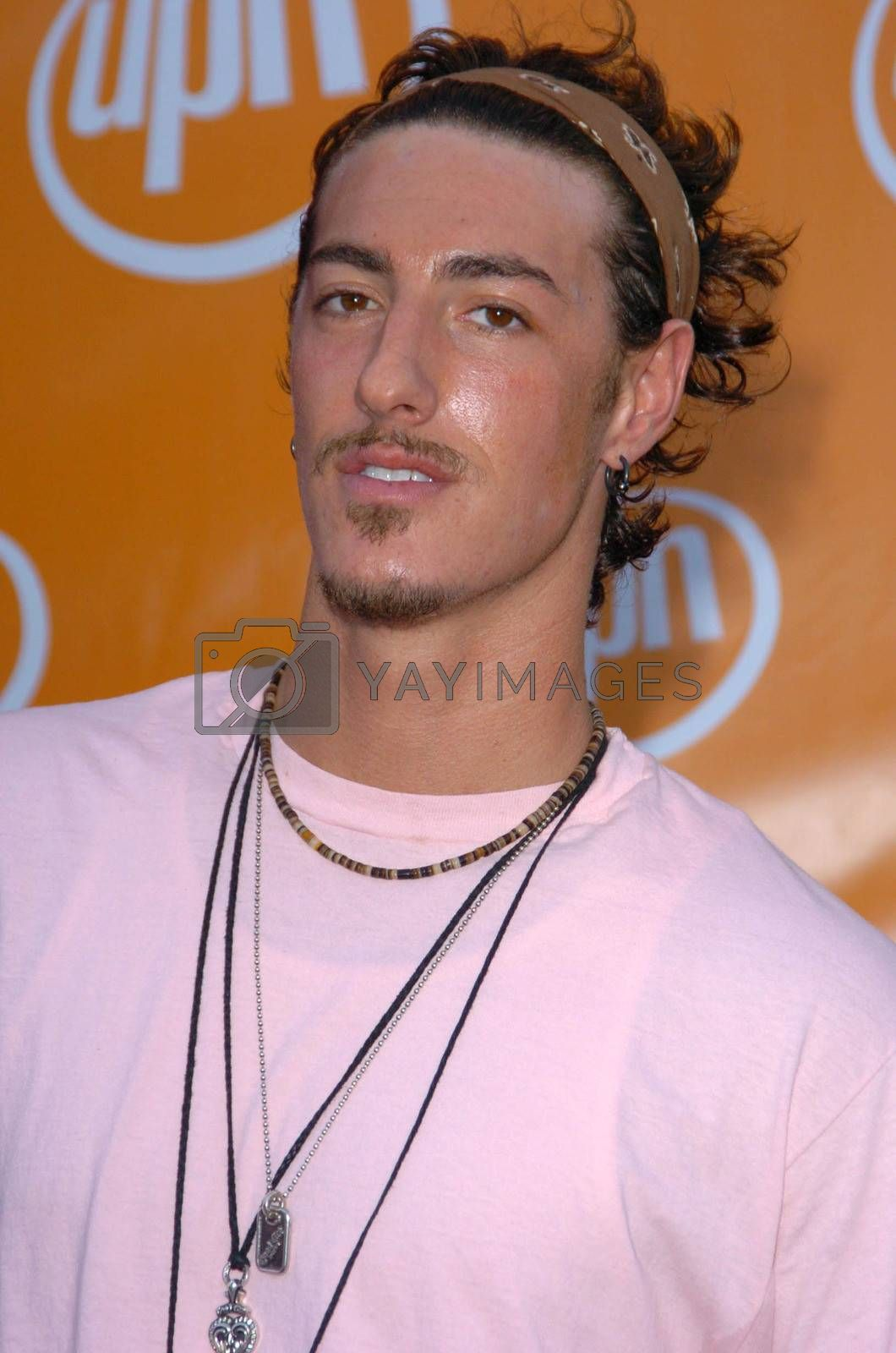 Eric Balfour At the UPN Summer TCA Party, Paramount Studios, Hollywood, CA 07-21-05