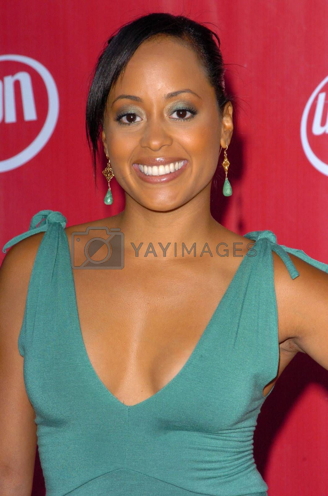 Essence Atkins At the UPN Summer TCA Party, Paramount Studios, Hollywood, CA 07-21-05
