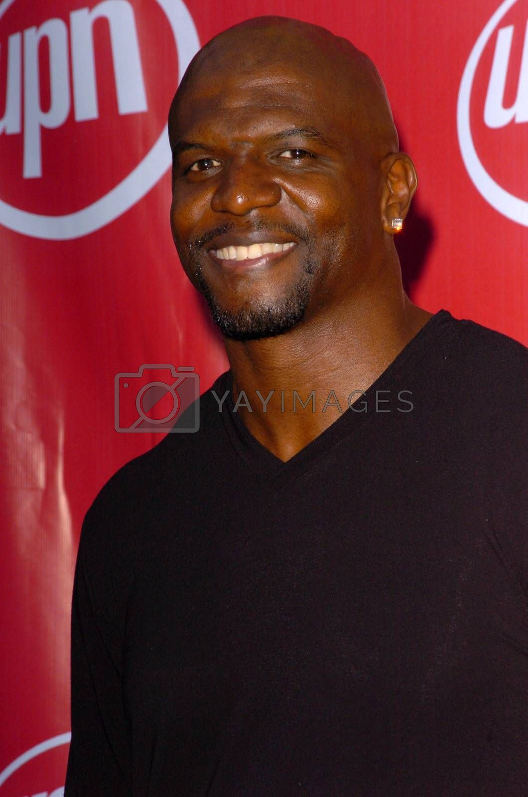 Terry Crews At the UPN Summer TCA Party, Paramount Studios, Hollywood, CA 07-21-05