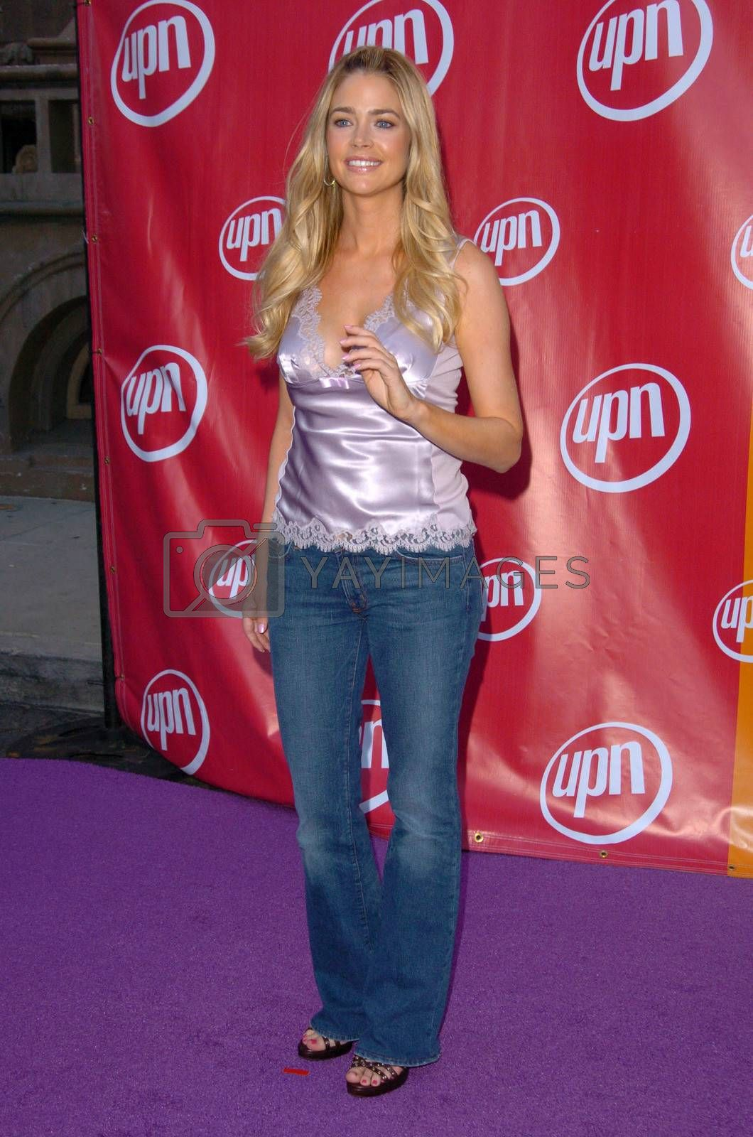 Denise Richards At the UPN Summer TCA Party, Paramount Studios, Hollywood, CA 07-21-05