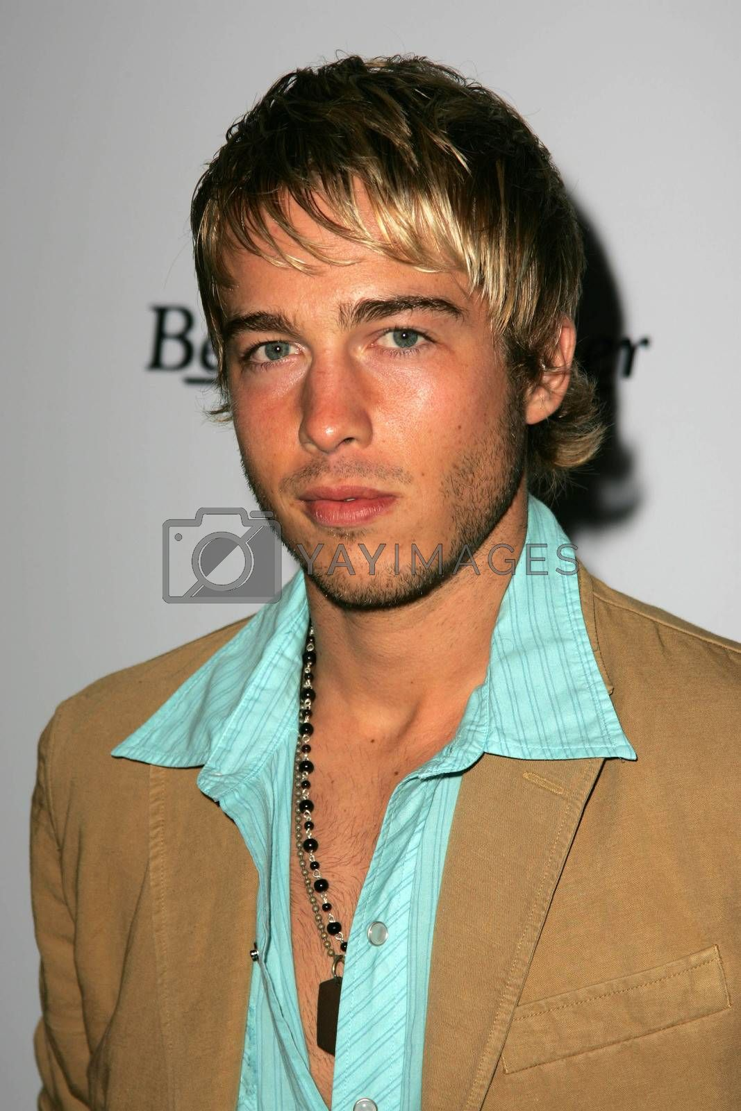 Ryan Carnes at Bench Warmer's 2nd Annual 4th of July Celebration, The Day After, Hollywood, CA 06-29-05