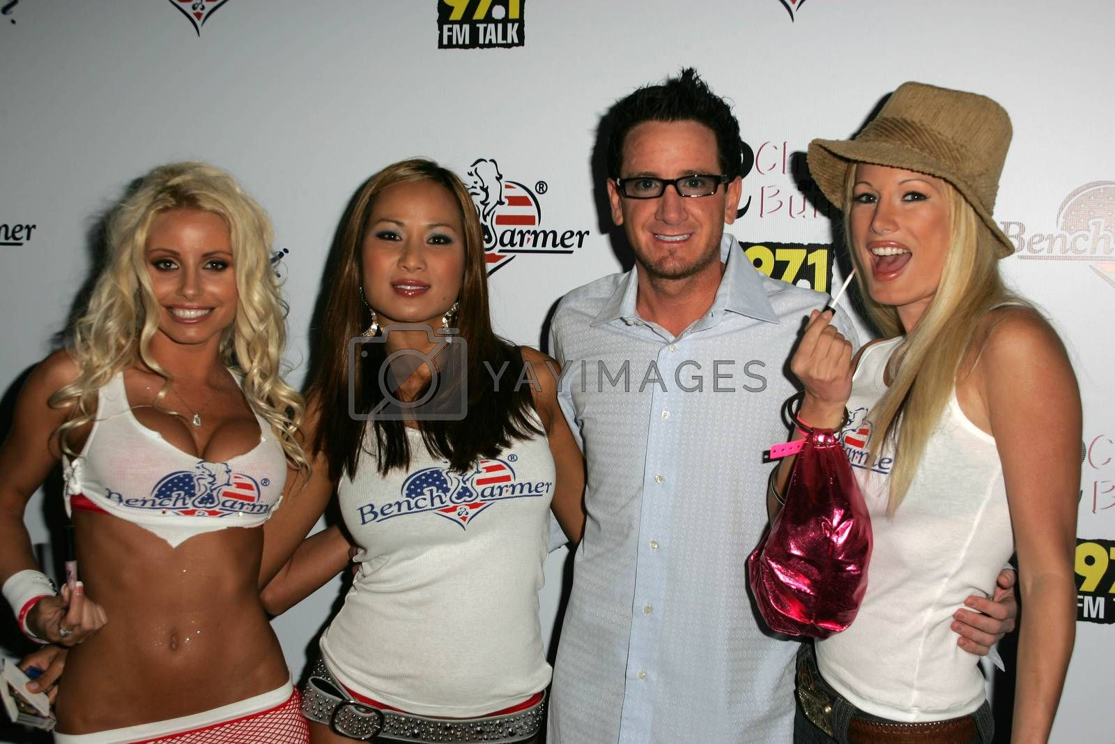 Chad Wright at Bench Warmer's 2nd Annual 4th of July Celebration, The Day After, Hollywood, CA 06-29-05