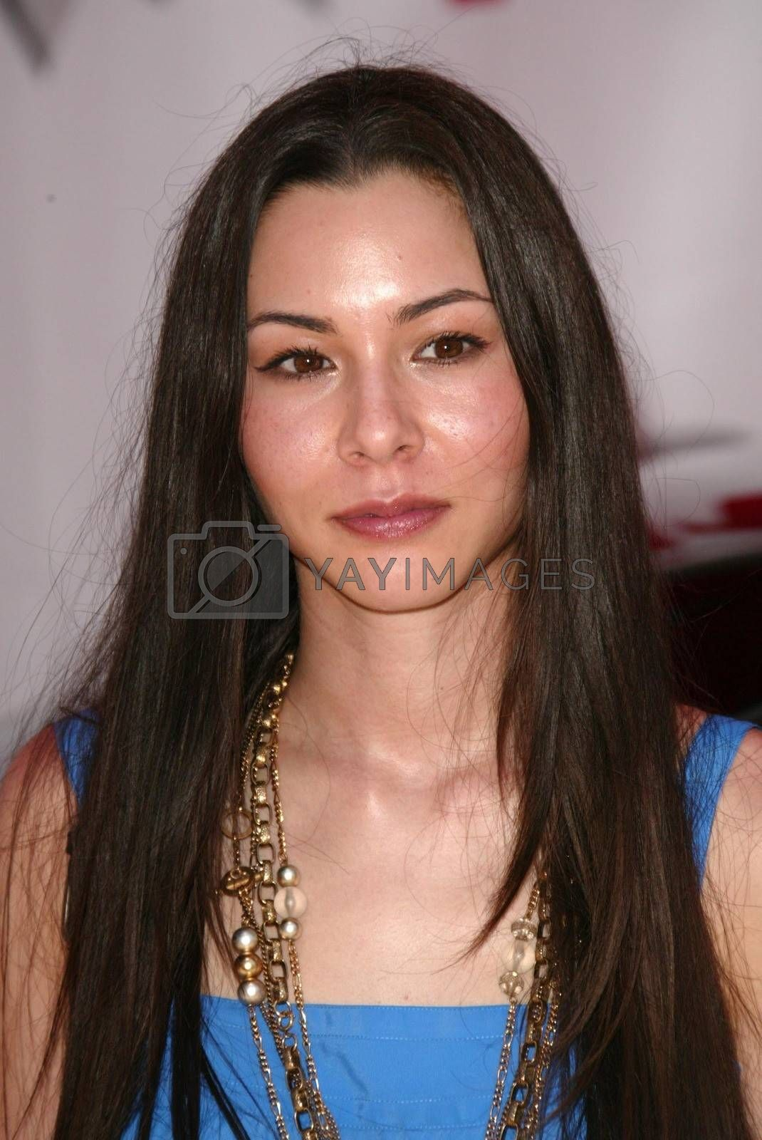 China Chow at the Summer BBQ Tour 2005, Private Location, West Hollywood, CA 06-18-05
