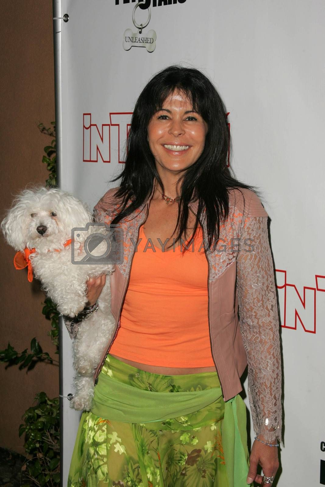 Maria Conchita Alonso at the In Touch Presents Pets And Their Stars Party, Cabana Club, Hollywood, CA 09-21-05