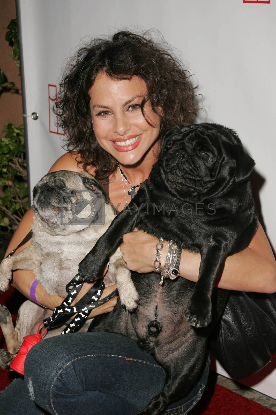 Natalie Raitano at the In Touch Presents Pets And Their Stars Party, Cabana Club, Hollywood, CA 09-21-05