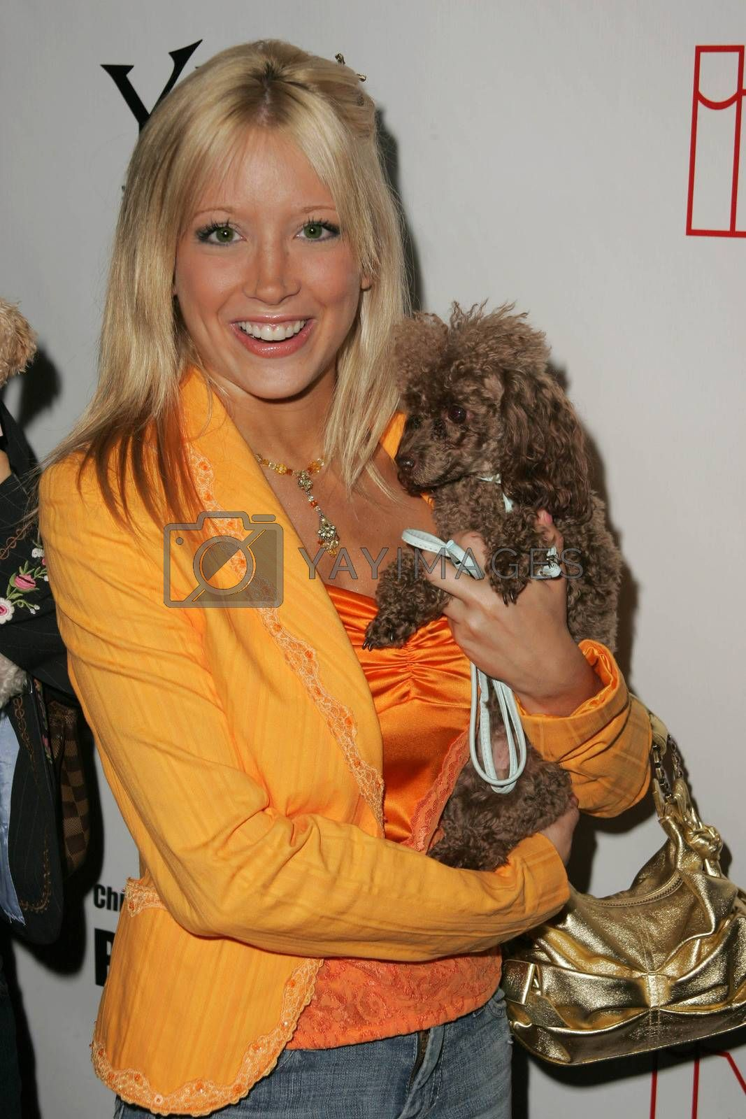 Courtney Peldon at the In Touch Presents Pets And Their Stars Party, Cabana Club, Hollywood, CA 09-21-05