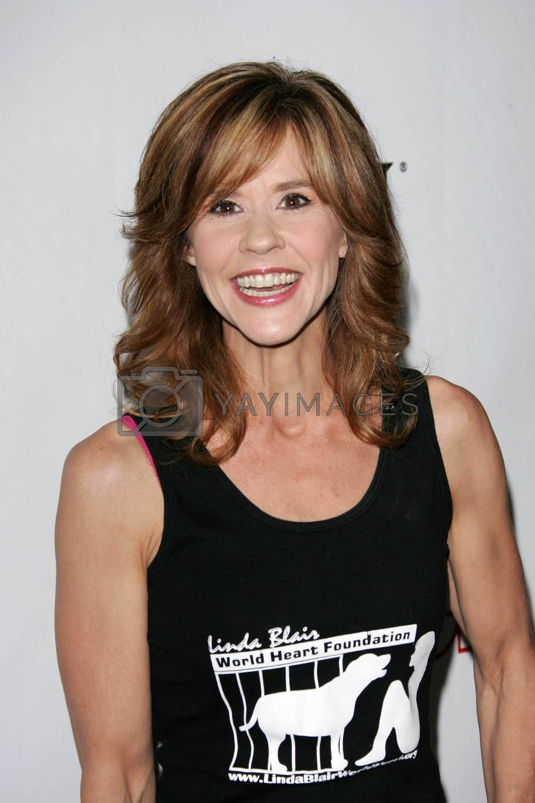 Linda Blair at the In Touch Presents Pets And Their Stars Party, Cabana Club, Hollywood, CA 09-21-05