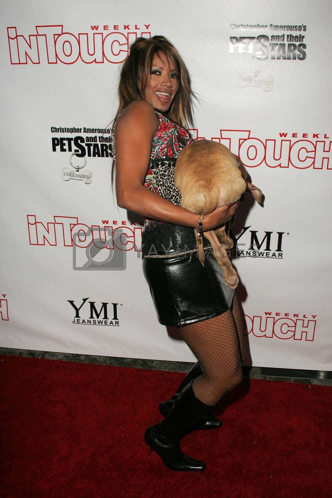 Traci Bingham at the In Touch Presents Pets And Their Stars Party, Cabana Club, Hollywood, CA 09-21-05