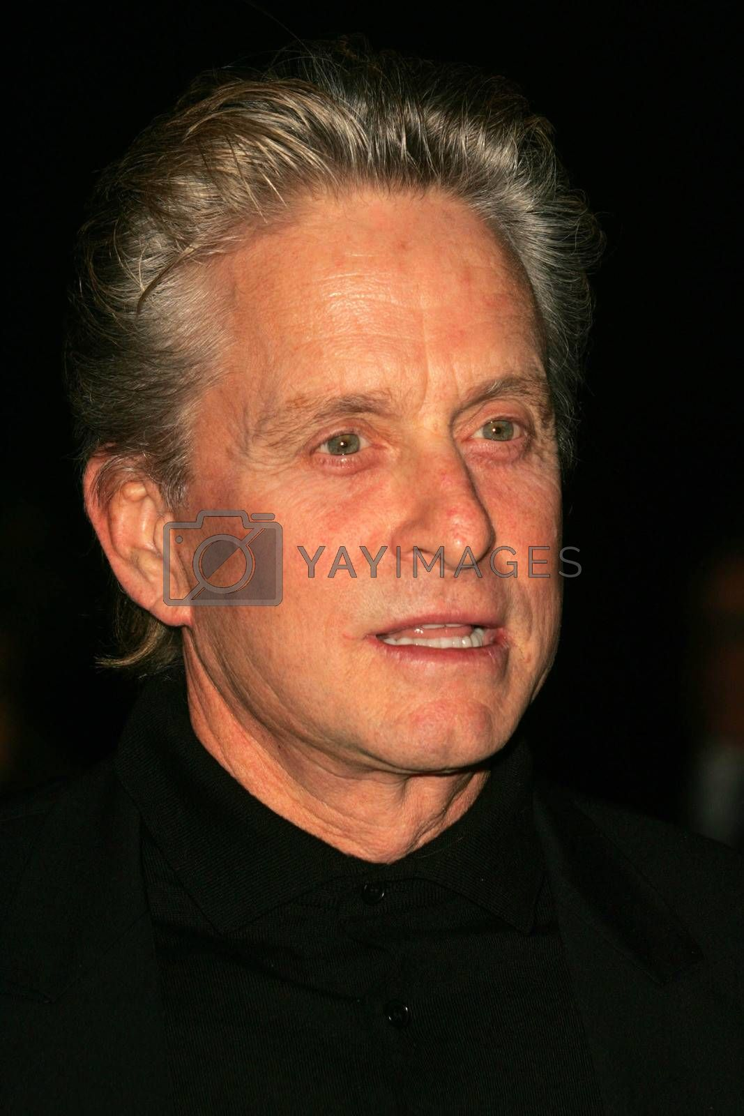Michael Douglas at the 2nd Annual A Fine Romance, Hollywood and Broadway Musical Fundraiser. Sunset Gower Studios, Hollywood, CA. 11-18-06