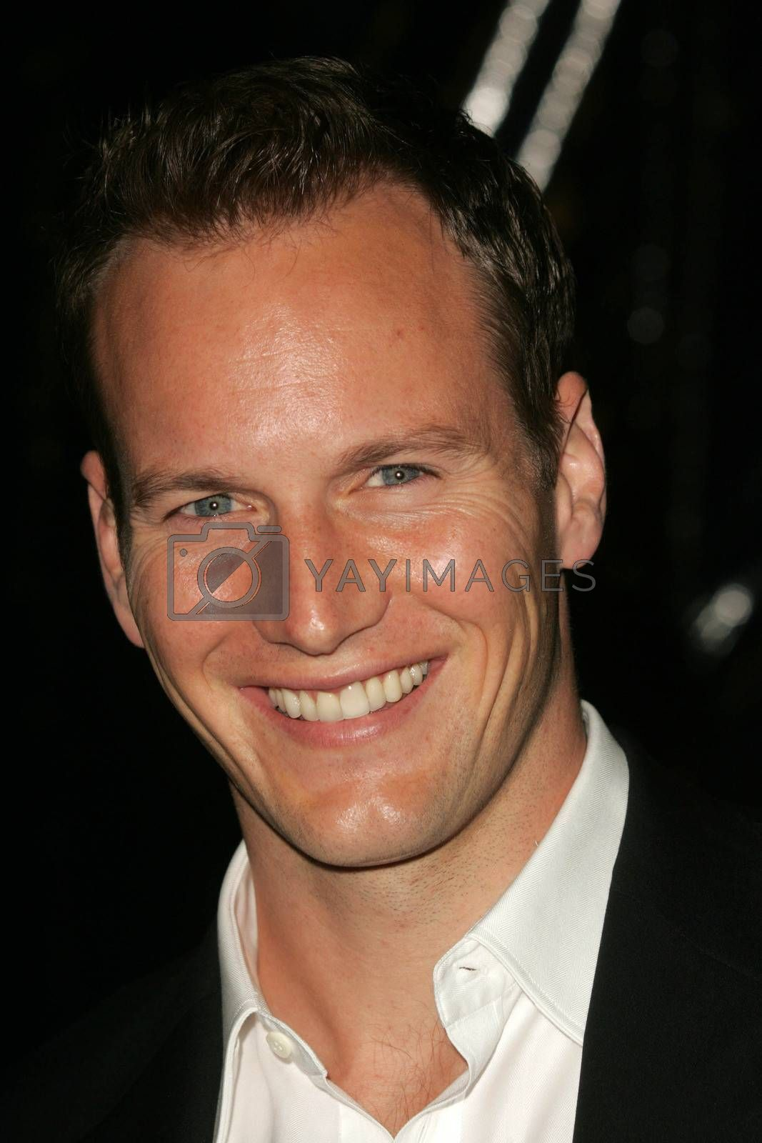 Patrick Wilson at the 2nd Annual A Fine Romance, Hollywood and Broadway Musical Fundraiser. Sunset Gower Studios, Hollywood, CA. 11-18-06