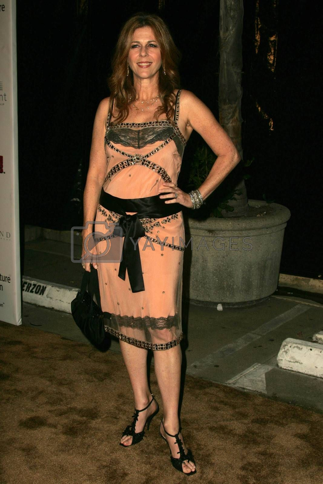 Rita Wilson at the 2nd Annual A Fine Romance, Hollywood and Broadway Musical Fundraiser. Sunset Gower Studios, Hollywood, CA. 11-18-06