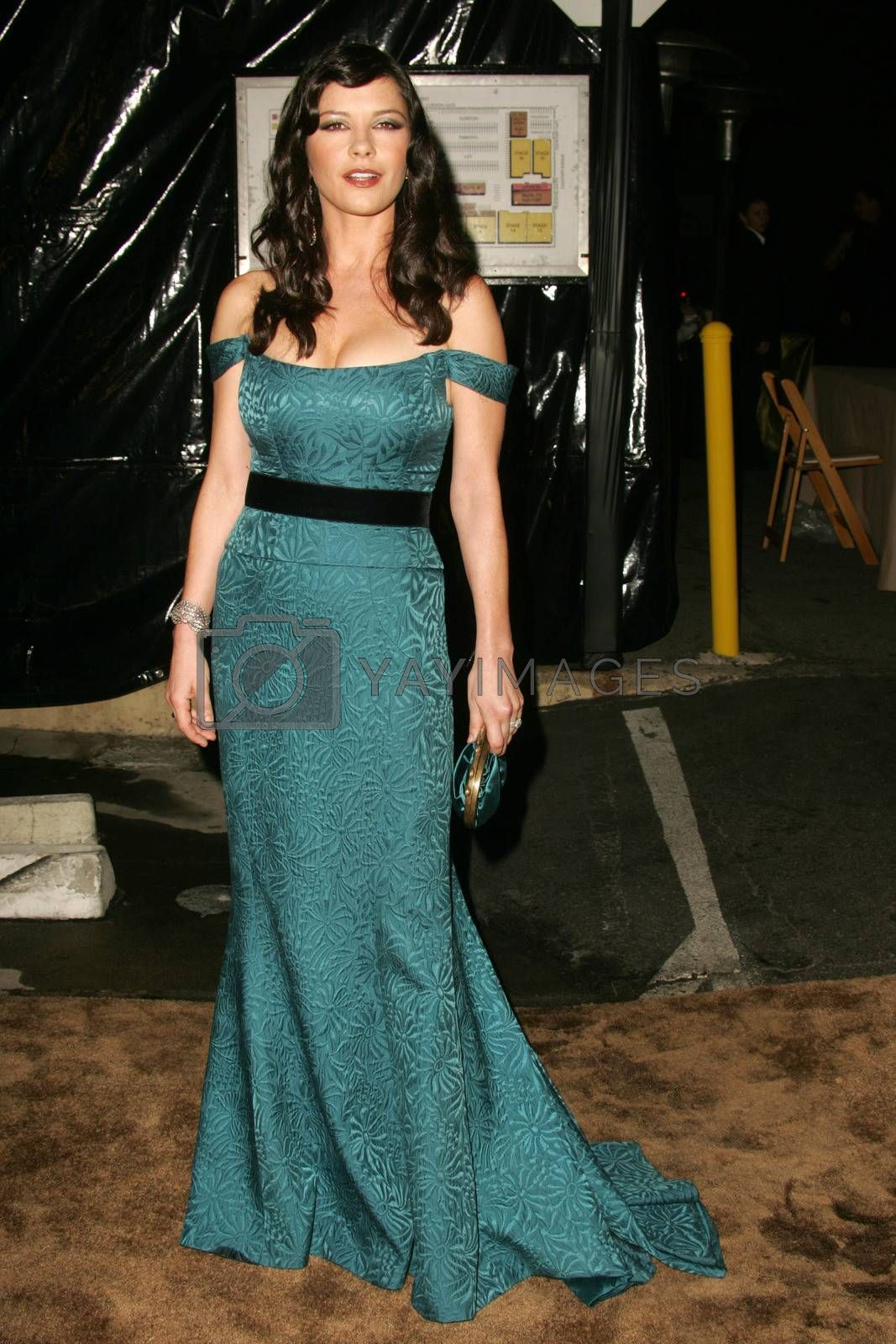 Catherine Zeta Jones at the 2nd Annual A Fine Romance, Hollywood and Broadway Musical Fundraiser. Sunset Gower Studios, Hollywood, CA. 11-18-06