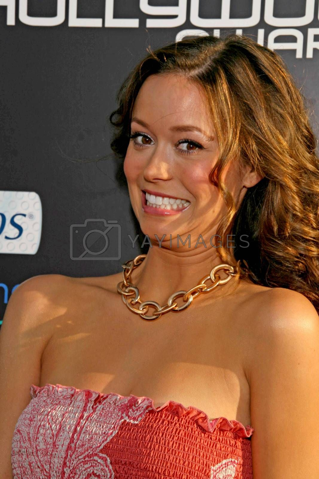 Summer Glau  at Hollywood Life Magazine's 10th Annual Young Hollywood Awards. Avalon, Hollywood, CA. 04-27-08