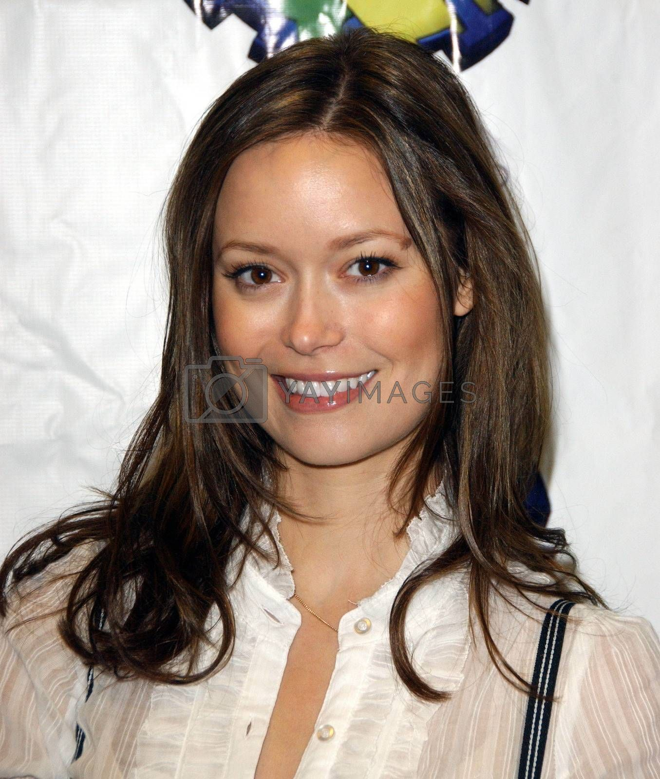 Summer Glau  at the Wizard World Convention. Los Angeles Convention Center, Los Angeles, CA. 03-15-08