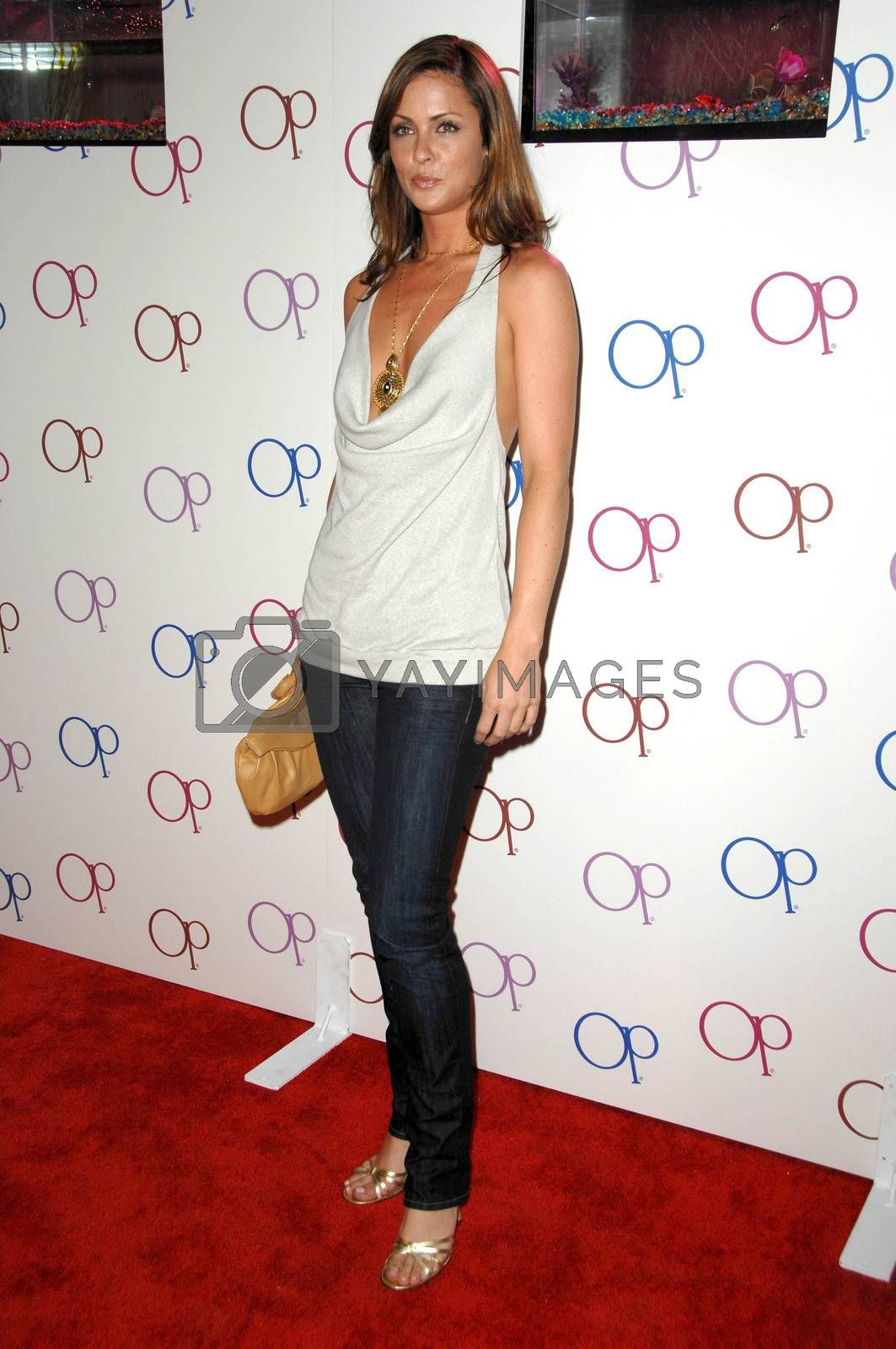 Summer Altice  at the OP Clothing Launch Party. Private Residence, Beverly Hills, CA. 06-03-08