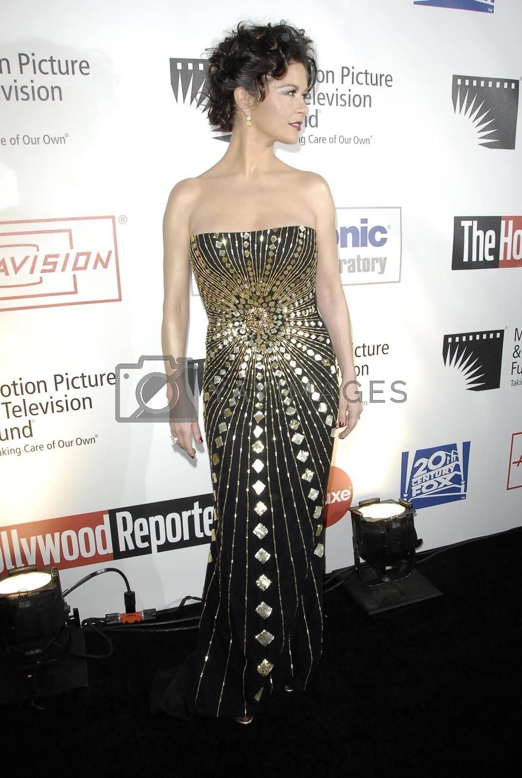 Catherine Zeta-Jones /ImageCollect by ImageCollect