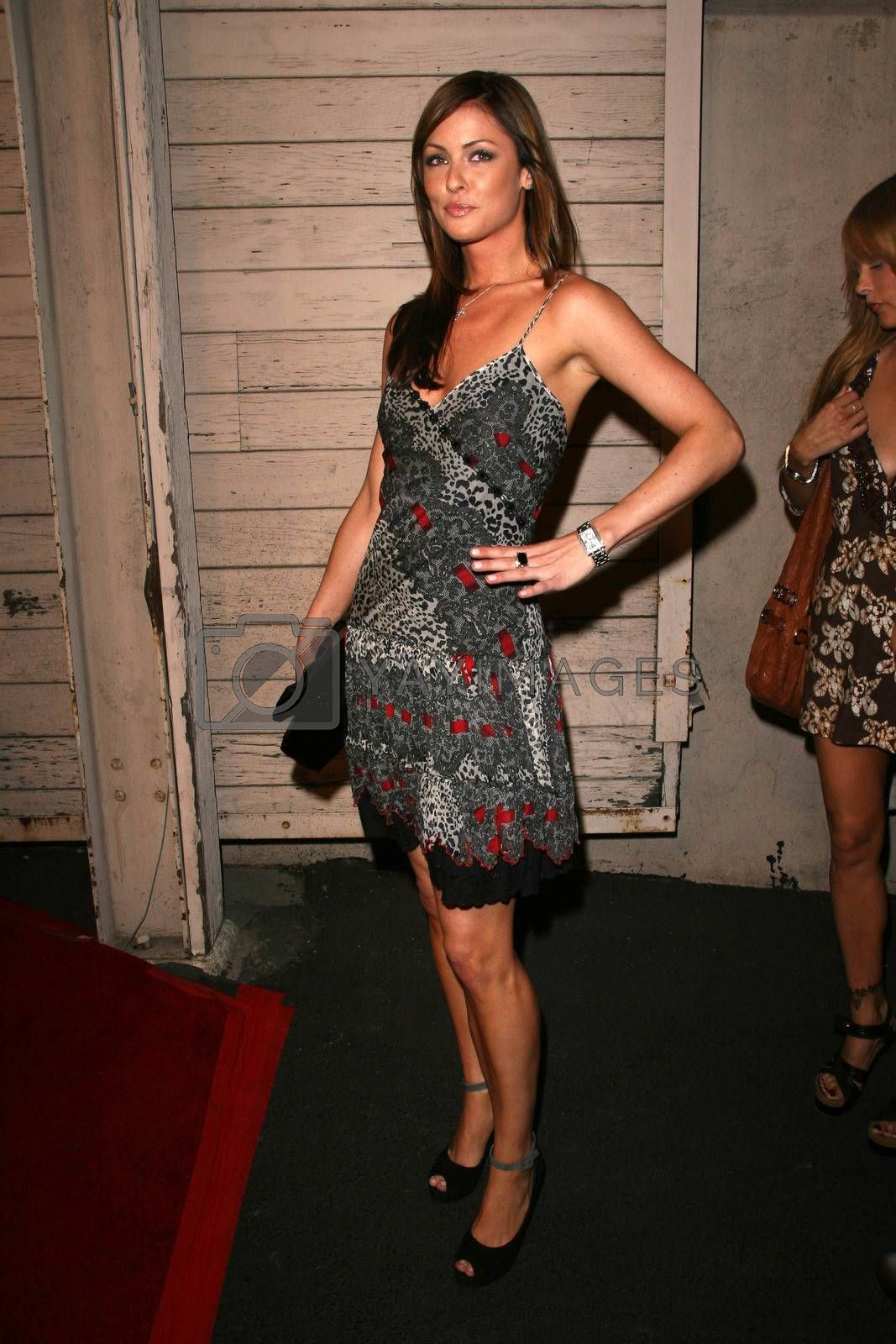 Summer Altice  at Maxim's 2008 Hot 100 Party. Paramount Studios, Hollywood, CA. 05-21-08