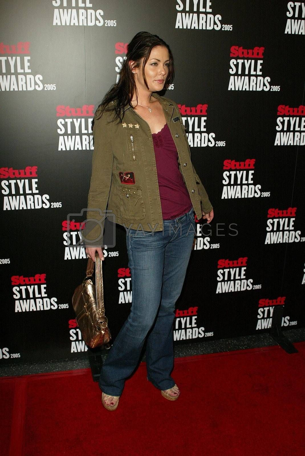 Summer Altice  at the 1st Annual Stuff Style Awards. The Hollywood Roosevelt Hotel, Hollywood, CA. 09-07-05