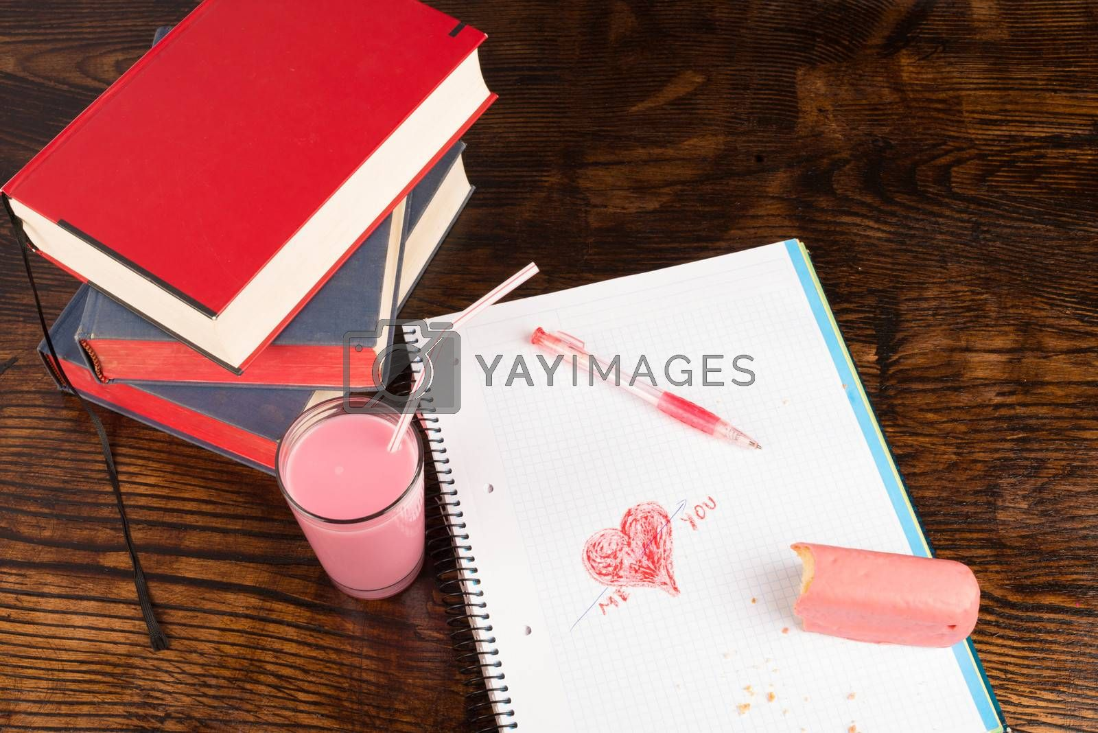 College romance by hemeroskopion