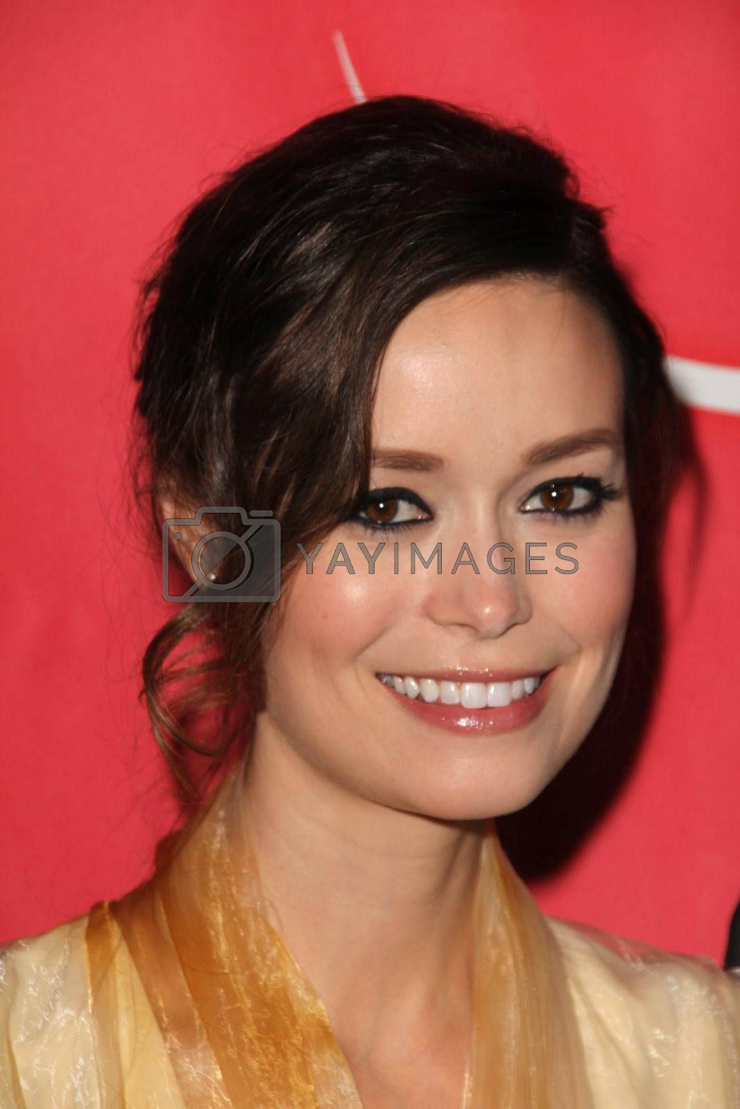 Summer Glau  at the NBC Universal  Press Tour All-Star Party, Langham Huntington Hotel, Pasadcena, CA. 01-13-11