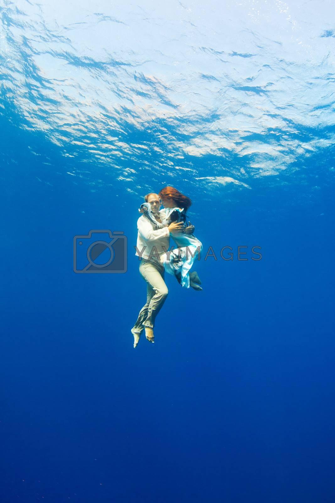 love underwater
