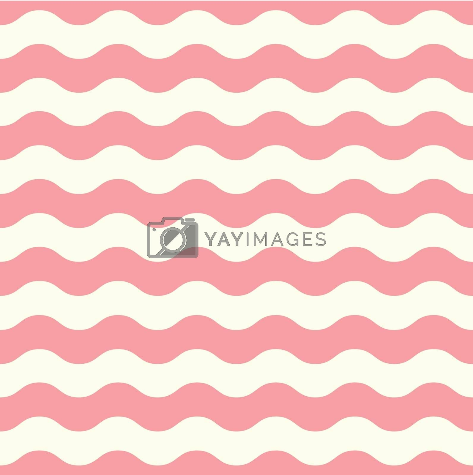 Wrapping background pattern for wedding. Vector