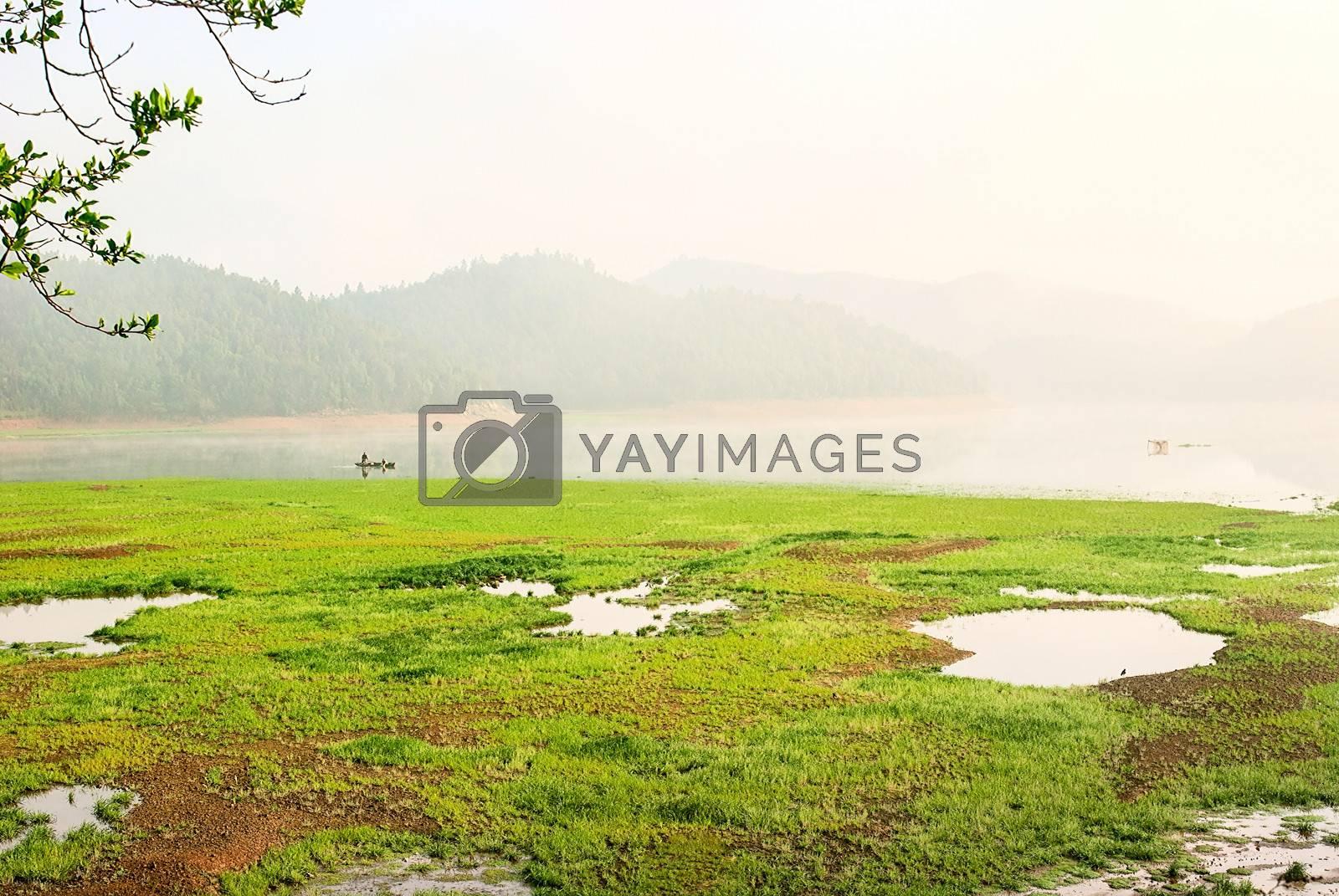 Taken in Yingtan City, Jiangxi Province, China