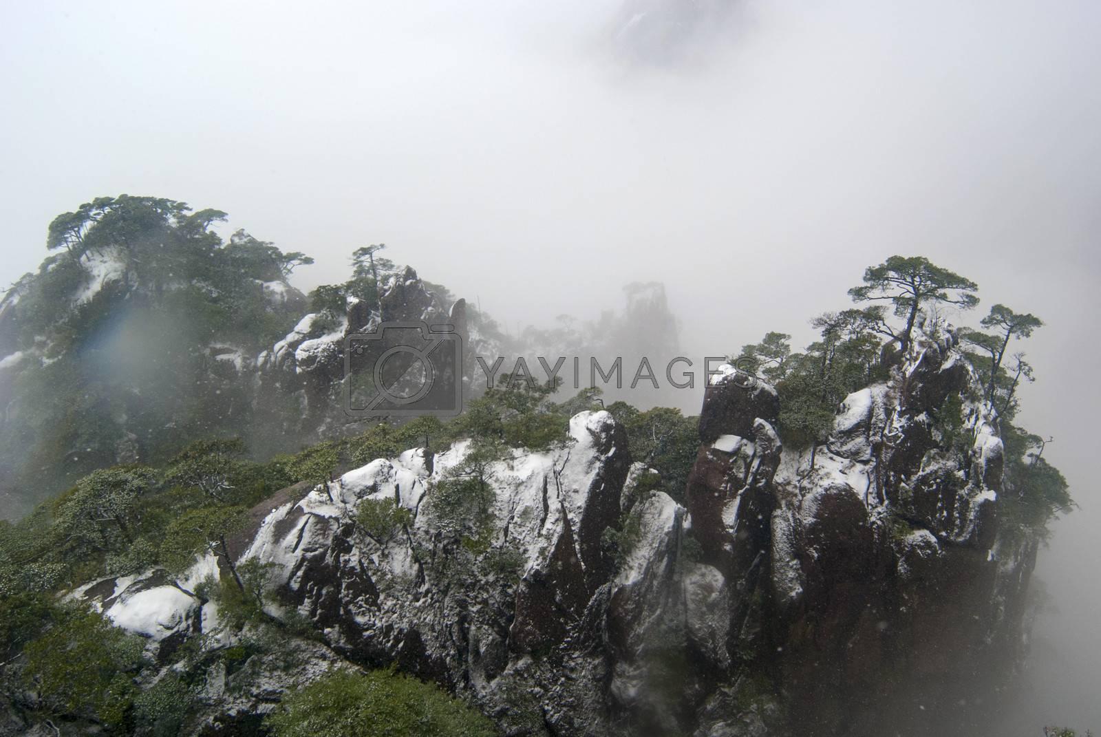 Taken in China, Jiangxi, Sanqingshan Mountain