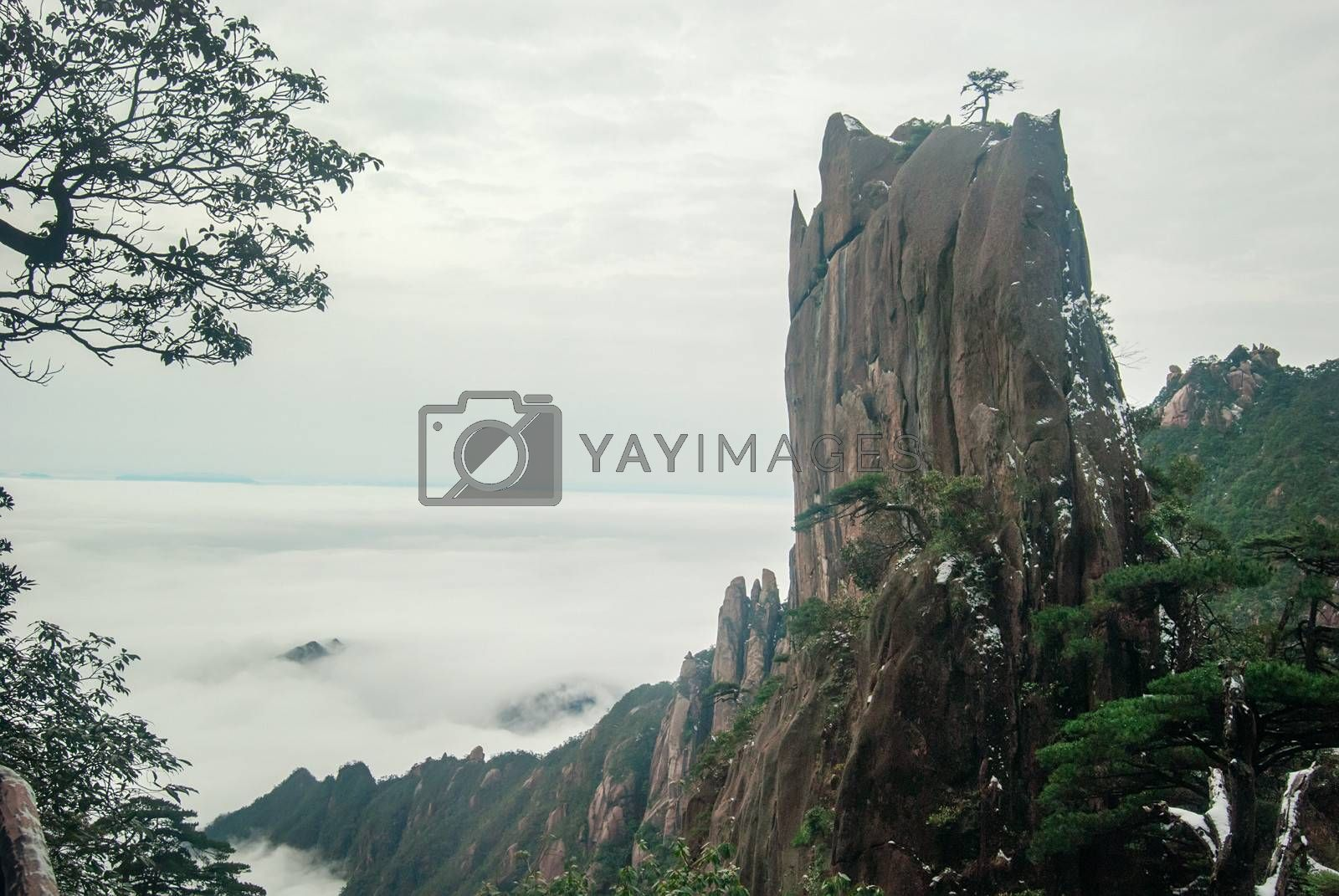 The Sanqingshan landscape of the world natural heritage by xfdly5