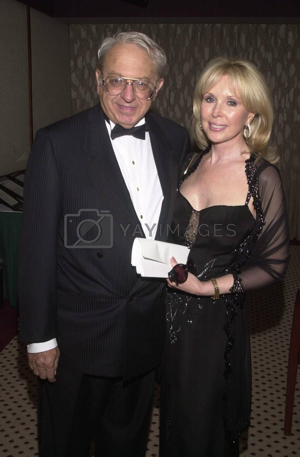 Ed Masry and wife Joey at the Night Under The Stars Dinner-Dance to raise money for MS. Beverly Hills, 04-29-00
